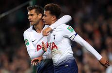 Late drama in Milton Keynes as Spurs need penalties to see off Watford