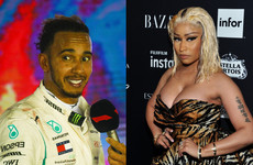 Eh, did Nicki Minaj and Lewis Hamilton just make their relationship Instagram official? ... it's The Dredge