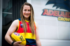 Clare dual star signs pro deal with AFLW side Adelaide Crows