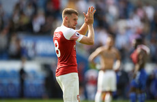 Aaron Ramsey facing Arsenal exit after contract negotiations break down - reports