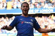 Hazard: I only care about winning, not comparisons with Messi or Ronaldo