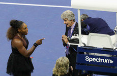 Serena Williams row wouldn't happen at Wimbledon, insists chairman