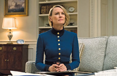 "Claire Underwood is putting an end to ""the reign of the middle-aged white man"" in new House Of Cards trailer"