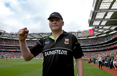 Solan drops out of race to be next Mayo manager, paving the way for Horan's return