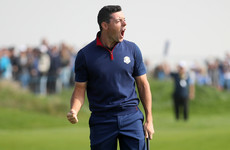 Europe stage rousing Friday afternoon fightback to seize 5-3 Ryder Cup lead