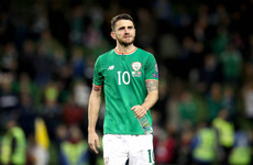 'Robbie is on his way back' - 10 months after knee surgery Brady due back for Nations League double-header