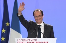 Hollande in the lead ahead of run-off vote with Sarkozy