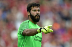 Alisson explains Coutinho's influence on Liverpool move