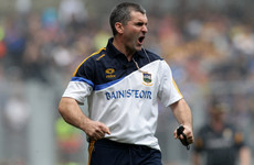 'It speaks volumes for his passion, his drive and his interest in Tipperary hurling'