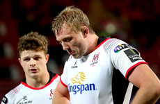 'Pain is good, you learn from pain': Ulster take Thomond mauling on the chin