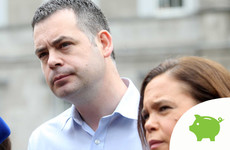 Sinn Féin proposes €400 second-home tax, 5% high-earner levy and pension hike