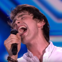 Galway-native, Brendan Murray, heads straight to Judges' House after earning The X Factor Golden Buzzer