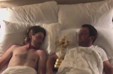 Our favourite Ryder Cup double act releases gas 'morning after' video