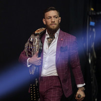 McGregor admits he 'fell out of love with the game' during UFC hiatus