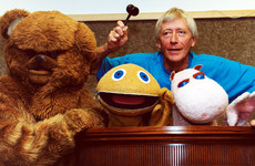 Geoffrey Hayes, presenter of children's classic Rainbow, has died