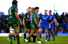 Connacht prop to face disciplinary panel after ugly stamp on JVDF