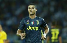 Las Vegas police confirm June 2009 case reopened after Ronaldo calls rape claim 'fake news'