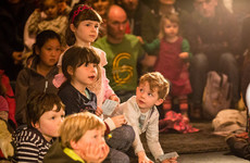 6 indoor events to keep the kids out of the rain this month - from pizza-making to puppet shows