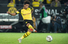 Top of the Bundesliga assist charts, one of England's hottest prospects signs long-term deal at Dortmund