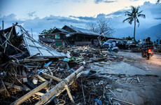 Indonesia clamps down on looting as earthquake and tsunami death toll tops 1,200