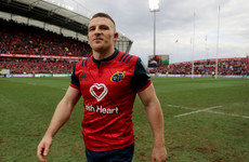 Waiting days over: Conway determined to make things happen for Munster and Ireland