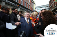 Michael D Higgins says he won't take part in Claire Byrne Live debate