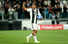 Paulo Dybala hat-trick sees Ronaldo-less Juventus ease past Young Boys