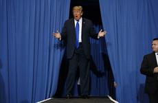 Donald Trump did an impression of Kavanaugh's accuser, Christine Blasey Ford