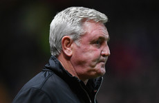 Steve Bruce fuming over 'hugely disrespectful' cabbage incident