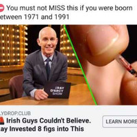 Ray D'Arcy rubbishes fake news Facebook posts that say he 'invested $5 million in Bitcoin'