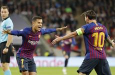 As it happened: Napoli v Liverpool and Tottenham v Barcelona, Champions League