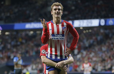Griezmann at the double, Inter complete another comeback, wins for Dortmund and Porto