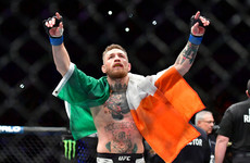 All the info you need to watch Conor McGregor's fight this weekend