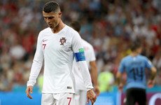 Cristiano Ronaldo omitted from Portugal squad amid rape allegations