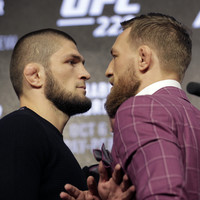 LIVE: Nurmagomedov v McGregor in the UFC 229 pre-fight press conference