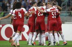 Arsenal punish wasteful hosts Qarabag as their winning streak continues in Europe