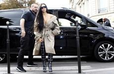 Ex-bodyguard sued over Kim Kardashian Paris robbery