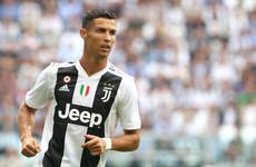 Juventus shares drop 10% amid Ronaldo rape claims as sponsors express 'deep concerns'