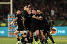 Brilliant All Blacks refuse to lose in South Africa