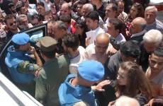 Syrian forces kill dozens after UN monitors' visit