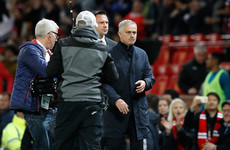 'If it rains in London tomorrow, it's my fault. Brexit, it's my fault' - Mourinho slams critics after United escape