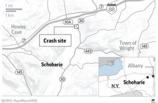 20 killed in New York state car crash after wedding limo slams into pedestrians
