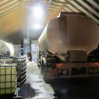 Revenue discover two fuel laundering plants in Louth