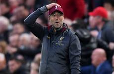 'I'll take it!' — Klopp satisfied with Man City draw