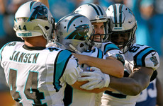 Rams and Chiefs remain undefeated, Gano slays Giants from long range