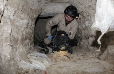 Drug smuggling tunnel discovered under US-Mexico border