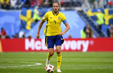 'I'm flattered' - Sweden captain confirms interest from Man United