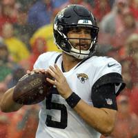 The Jacksonville Jaguars have a quarterback problem