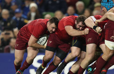 Leinster battle 'good practice' ahead of Munster's trip to Exeter