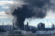 Explosion and fire rip through Canada's largest oil refinery